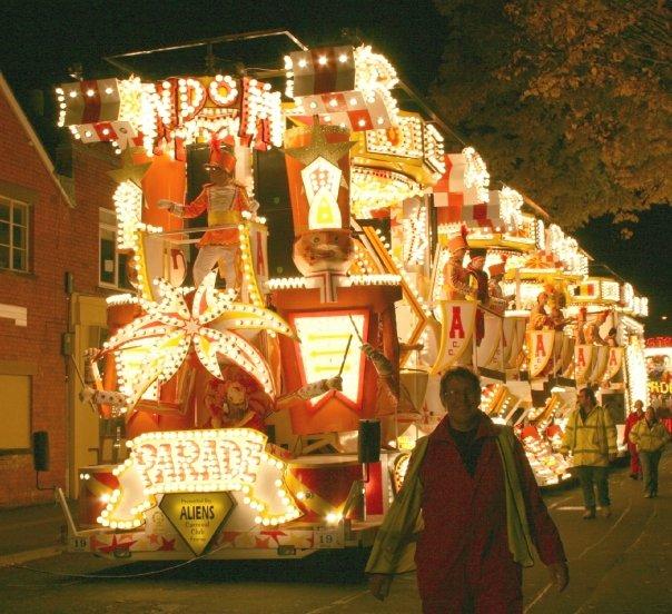 2008 Mundo Parade