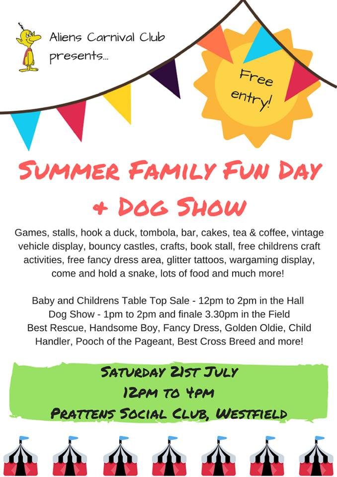 Summer Fun Day 2018